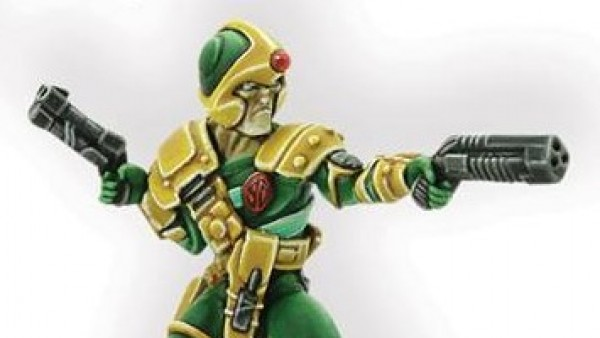 Warlord Begin Miniature Previews For Strontium Dog & 2000AD Line-Up