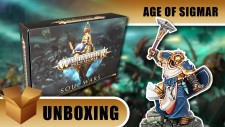 Unboxing: Age of Sigmar – Soul Wars
