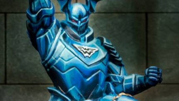 Knight Models Previews Batman As First Dark Night Metal Figure