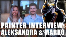 Celestial Painters Interview: Aleksandra & Marko
