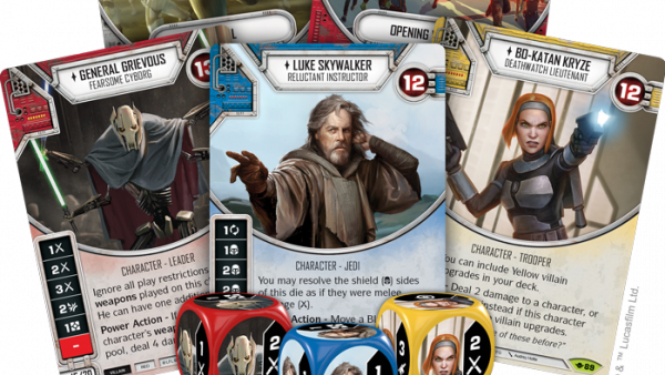FFG Detail Release Dates For Star Wars: Destiny Way Of The Force