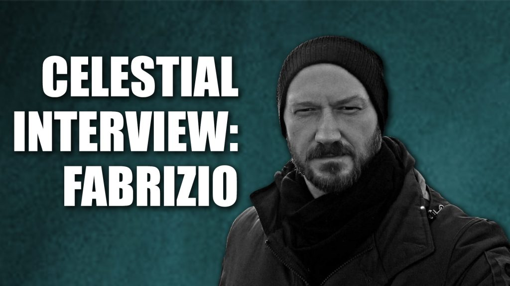 Celestial Painters Interview: Fabrizio