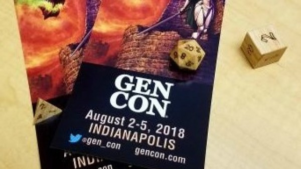Gen Con 2018 Badges Are Nearly Sold Out
