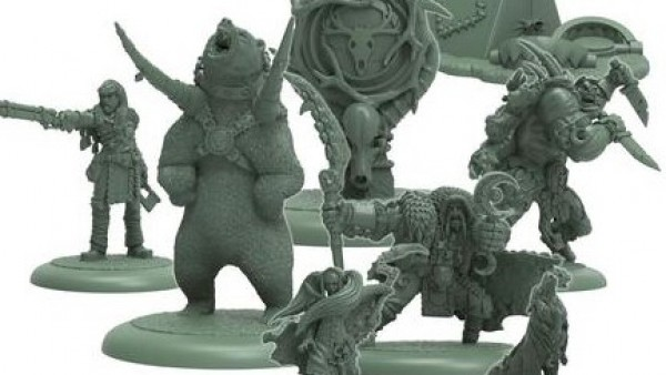 Steamforged Games Is Giving The Hunters A Refresh In Resin