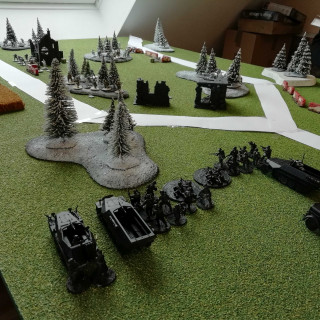 Mission 1 - Retreat through the Mons Pocket