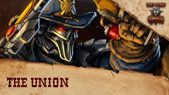 Painting – WWX Union Force Expansion One