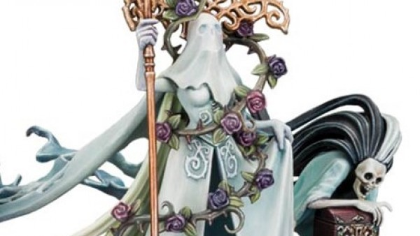 The Mortarch Of Grief Unveiled For Age Of Sigmar's Nighthaunt