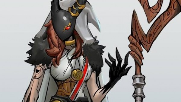 Aristeia! Alternative Skin For HExx3r Previewed By Corvus Belli