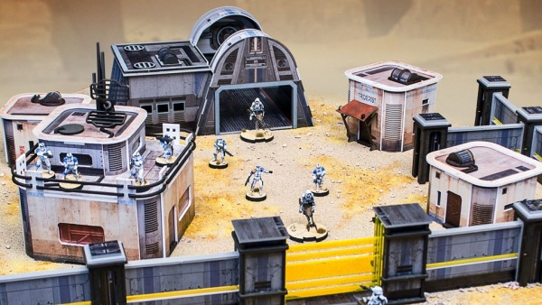 Ace New Sci-Fi ColorED Range Coming Soon From PlastCraft Games