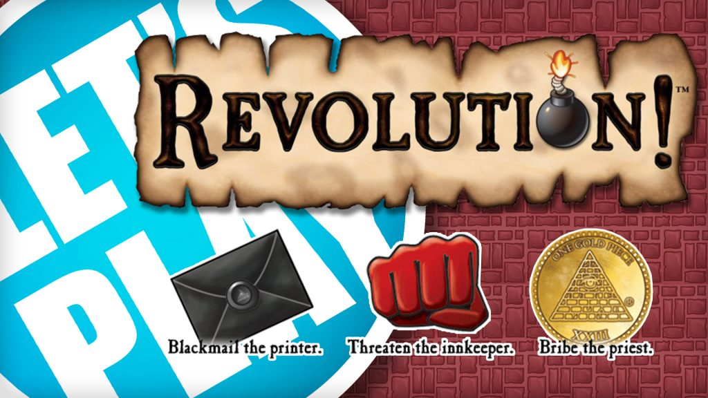 Let's Play: Revolution