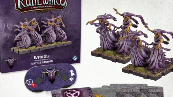 Fantasy Flight Games Summon Wraiths For Use In RuneWars