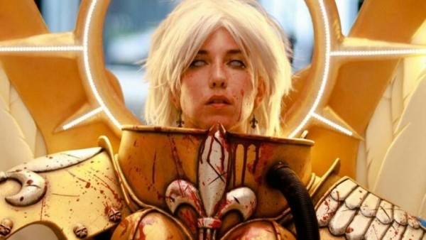 Stunning Saint Celestine Cosplay Pops Up Online