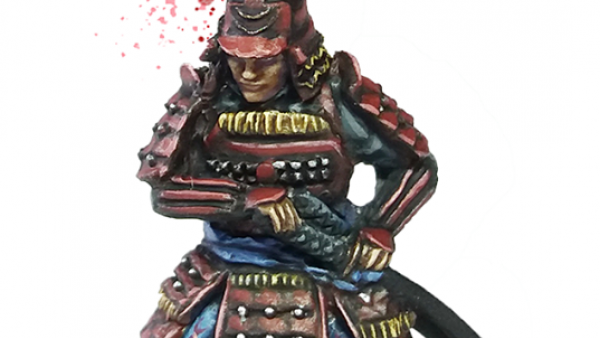 War Banner Paint Up New Samurai Models For Warring Clans