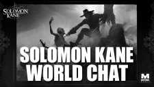 Mythic Games Chat: The World Of Solomon Kane