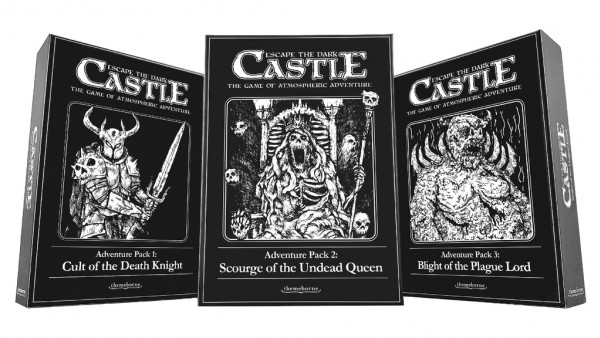 Escape The Dark Castle Once More With New Adventure Packs!