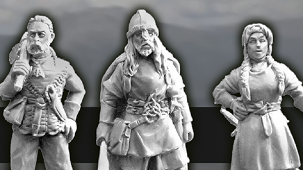 Westfalia Tease New Miniatures Based On The Dark Eye RPG