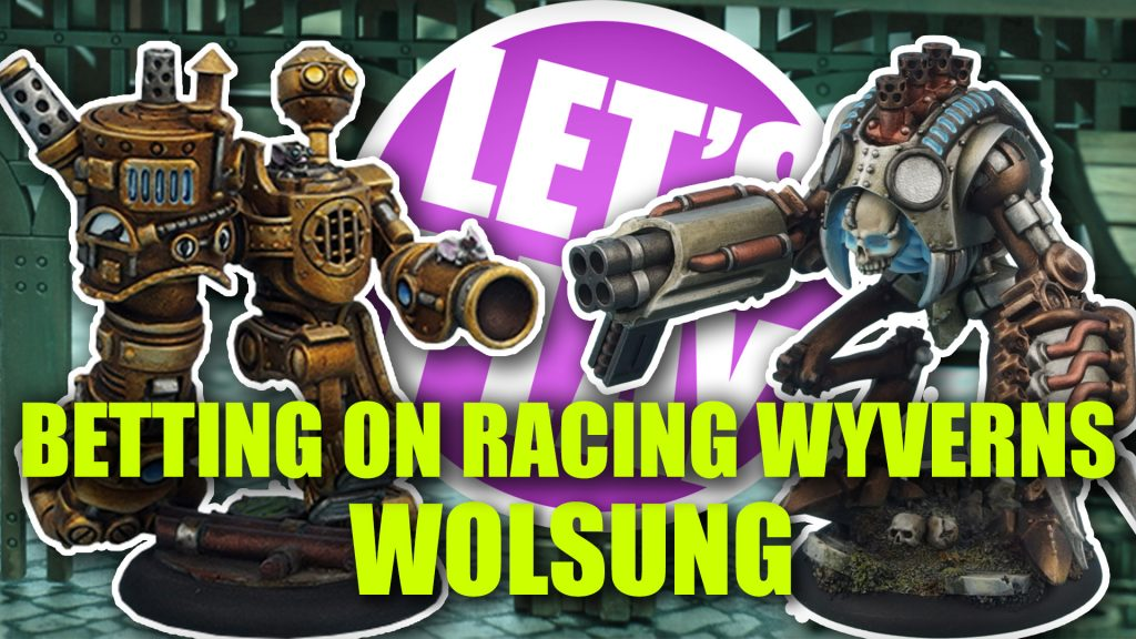Let's Play: Wolsung - Betting on Racing Wyverns
