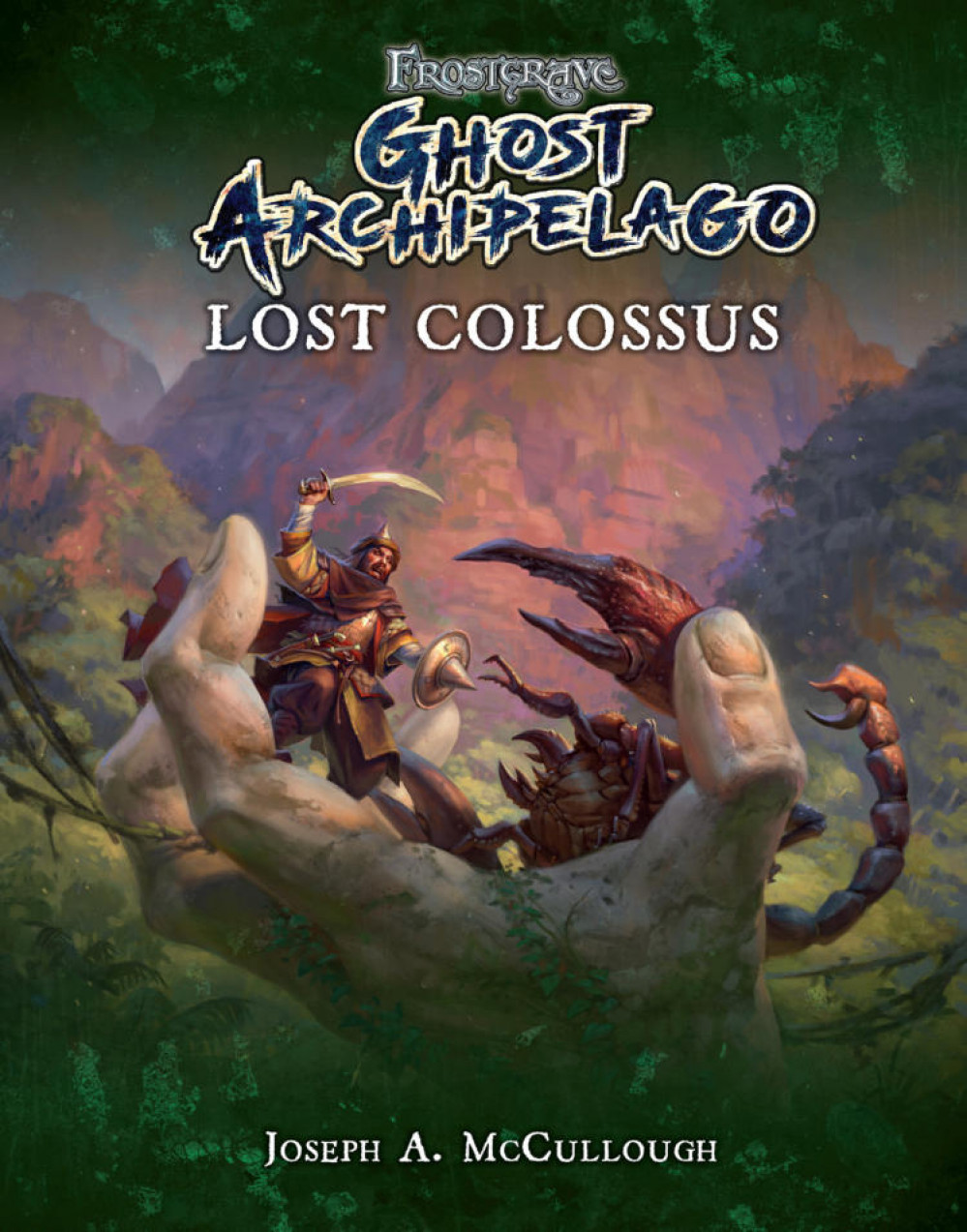 LOST COLOSSUS