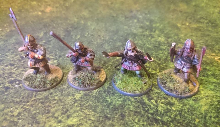 Berserkers - A journey to find the right mix of gore and crazy