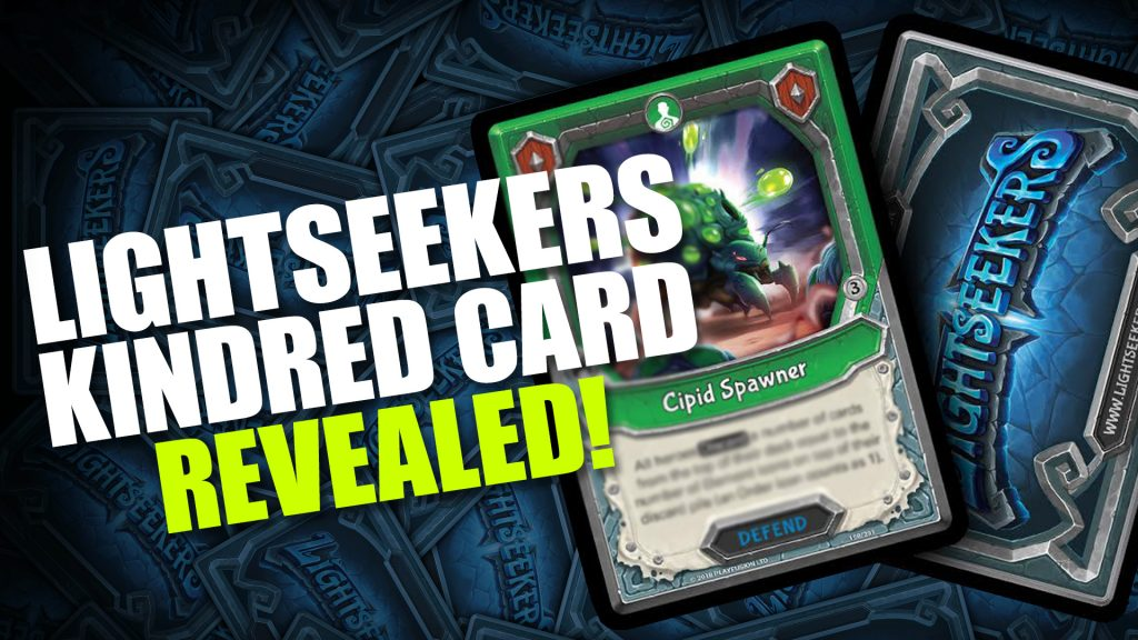 New Lightseekers Kindred Card Reveal!