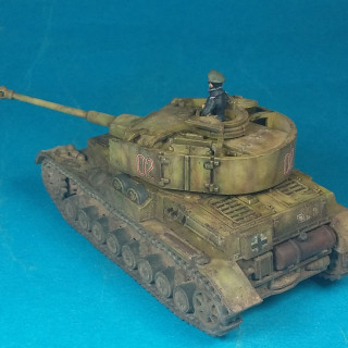 Panzer IV and Sdkfz 250/10...