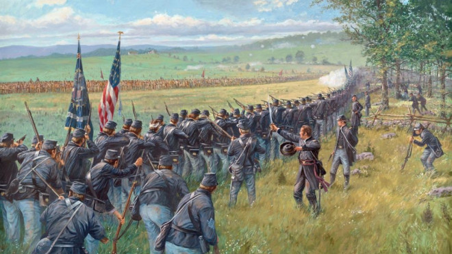 Civil War Campaign: Union