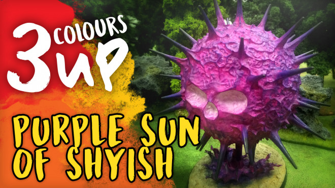 3 Colours Up: Painting The Age Of Sigmar Purple Sun Of Shyish