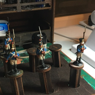 More infantry work
