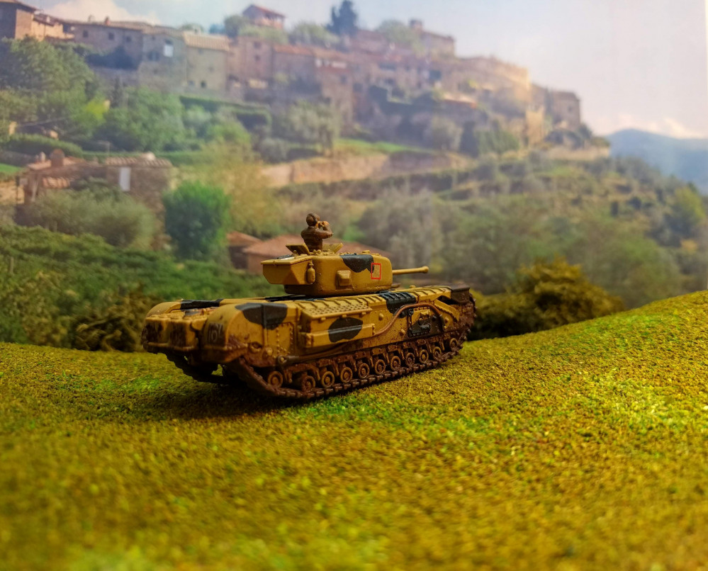 75th Anniversary of Battle of Monte Cassino and Northern Italy (Terrain Build)