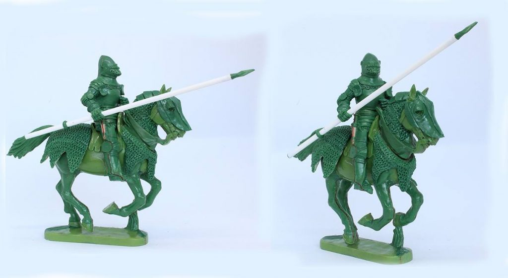 Agincourt Knights #1 - Perry Miniatures