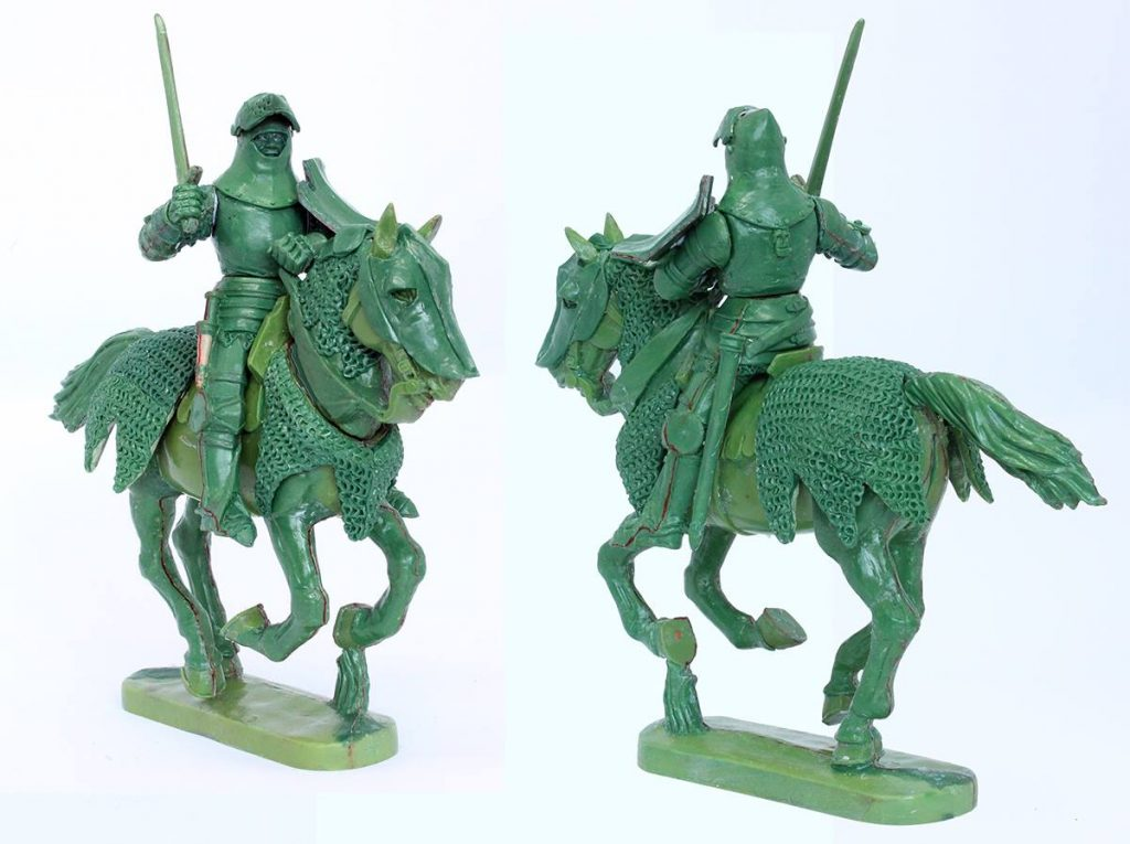 Agincourt Knights #2 - Perry Miniatures