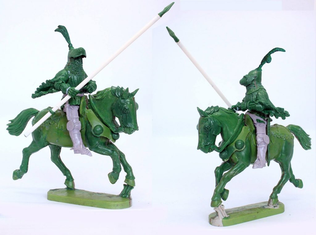 Agincourt Knights #3 - Perry Miniatures