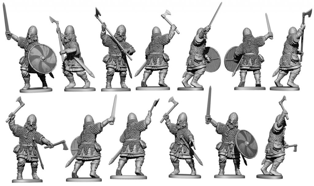 Armoured Vikings - Victrix