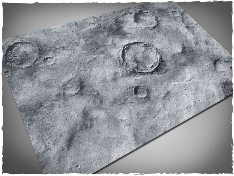 Asteroid Mat (Full) - Deep Cut Studio