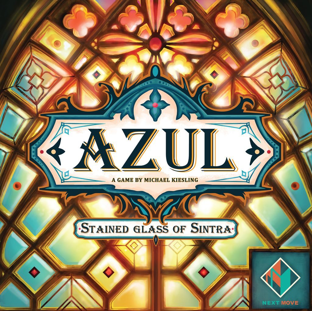 Azul Stained Glass Of Sintra - Next Move