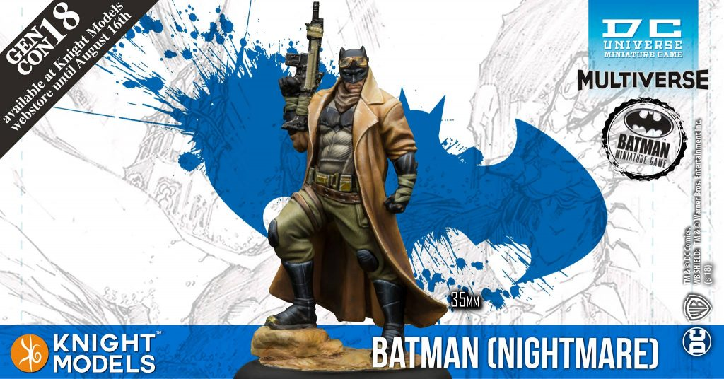 Batman Nightmare - Knight Models