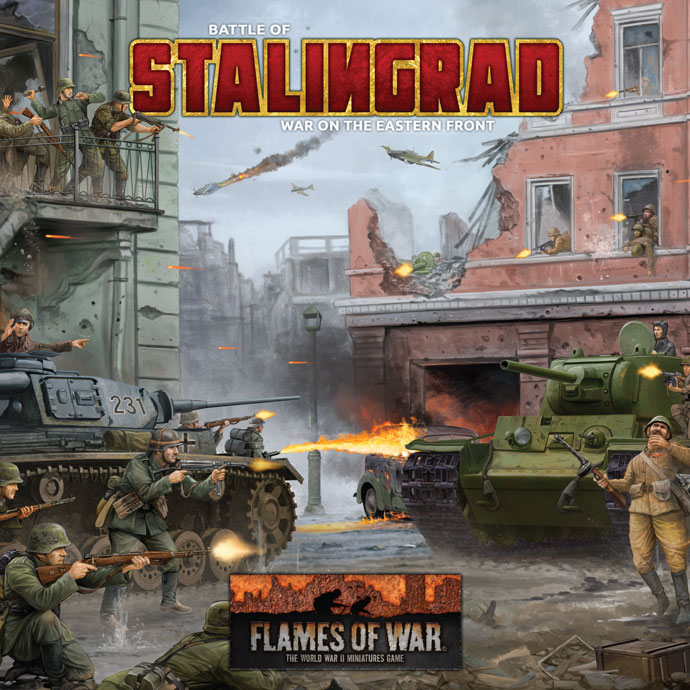 Battle Of Stalingrad - Flames Of War
