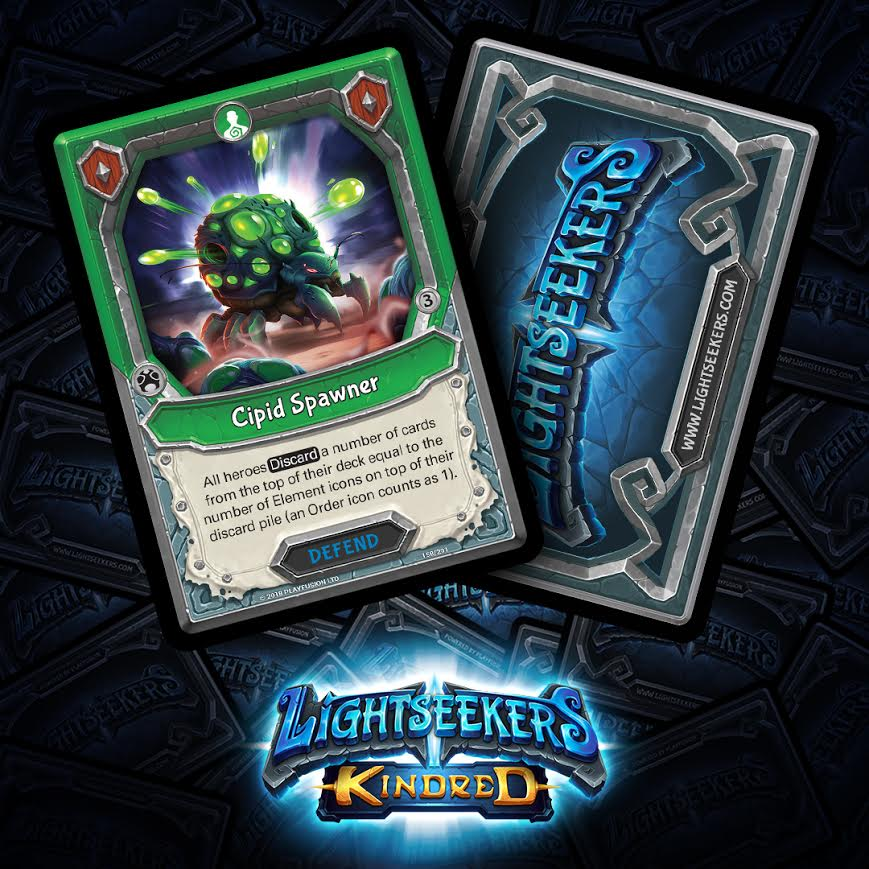 Lightseekers Kindred Cipid Spawner