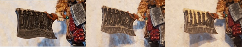 Detailing the right Cleaver