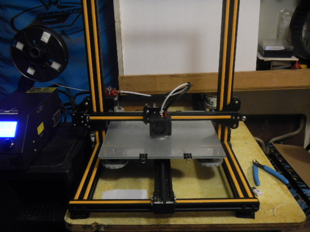 My 3D printing hobby by tomd