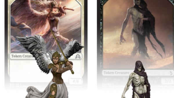 WizKids Give Form To Magic: the Gathering's Creature