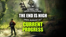 Terrain Challenge: The End Is Nigh – Progress Report