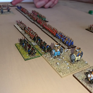 Classic DBA - Chesterfield Open Gaming Society