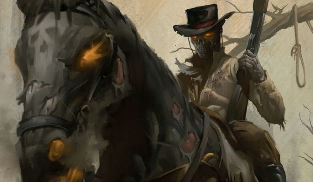 The End is Nigh: Deadlands