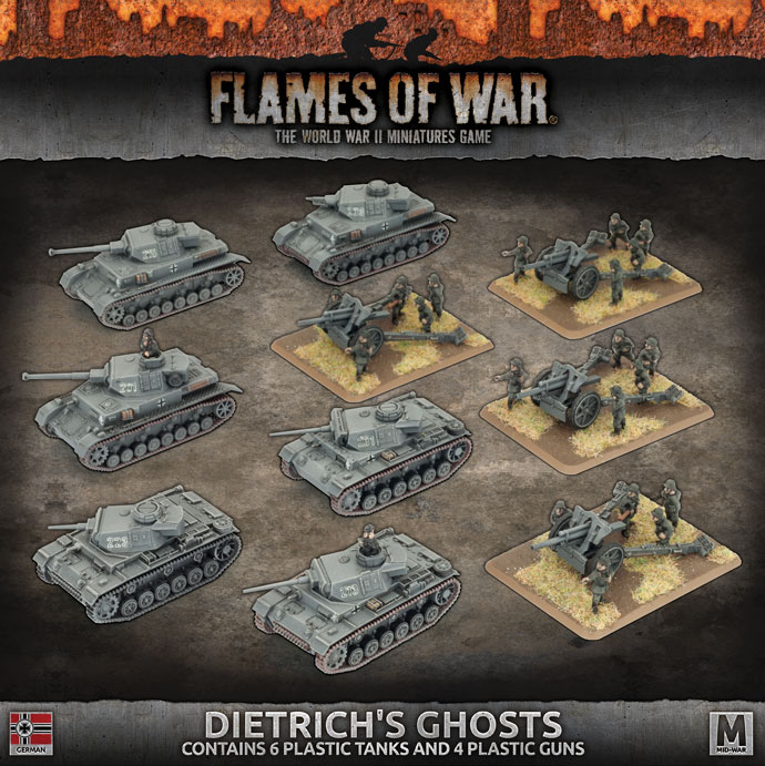 Dietrich's Ghosts - Flames Of War