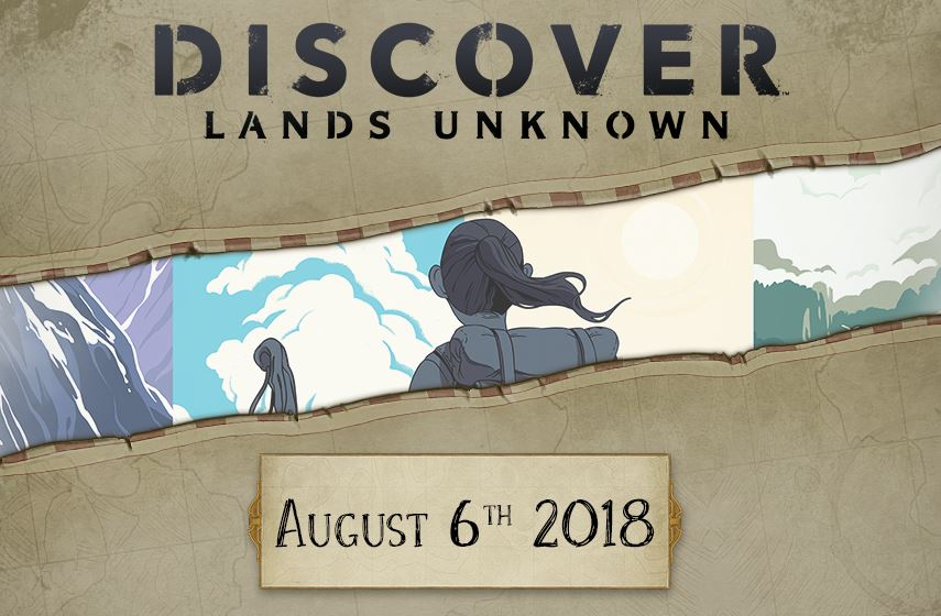 Discover Lands Unknown - Fantasy Flight Games