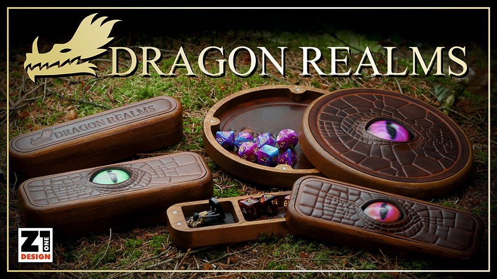 Dragon Realms - Z1 Design