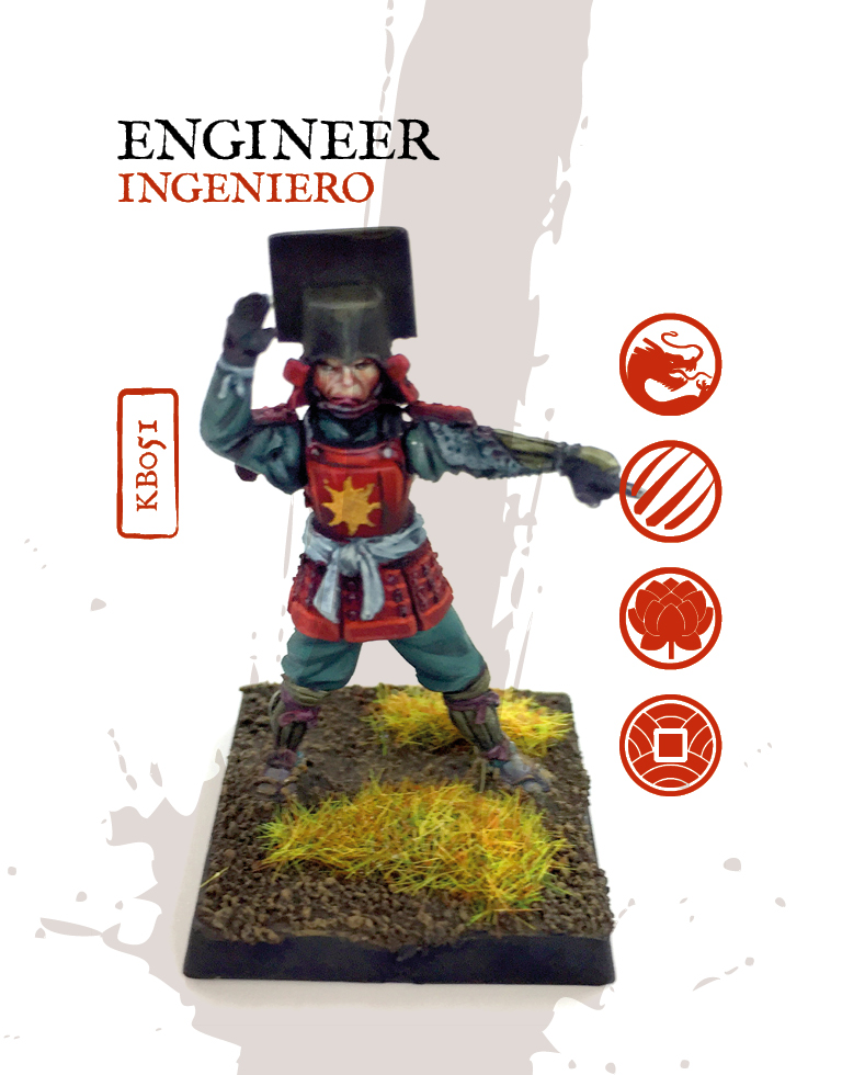 Engineer - Kensei