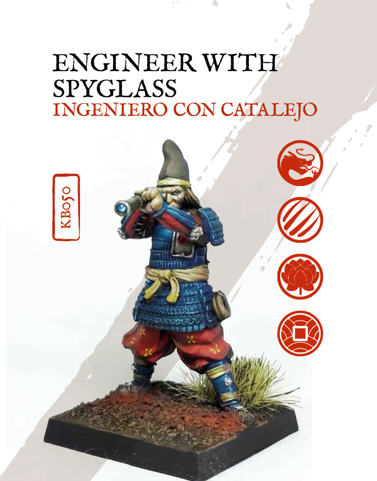Engineer With Spyglass - Kensei
