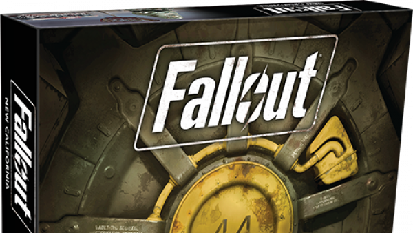 Fantasy Flight's Fallout Board Game Expands Into New California